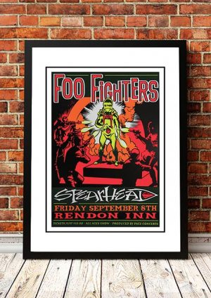 Foo Fighters 'Rendon Inn' New Orleans, USA 1995