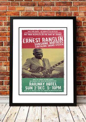 Ernest Ranglin 'Railway Hotel' Perth, Australia 2007