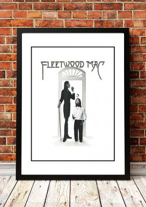 Fleetwood Mac '1975' In Store Poster