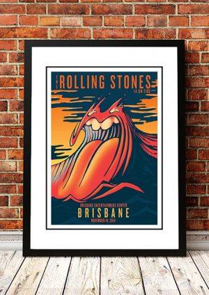 The Rolling Stones Brisbane, Australia 2014