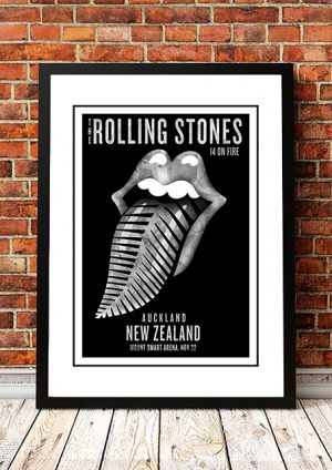 The Rolling Stones New Zealand Tour 2014