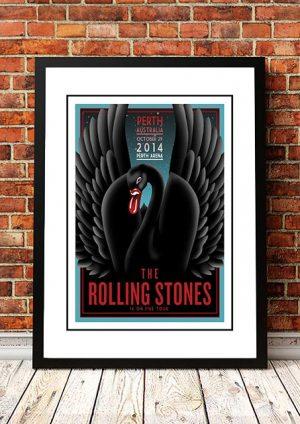 The Rolling Stones Perth, Australia 2014