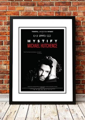 Michael Hutchence 'Mystify' Movie Poster 2019