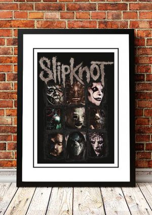 Slipknot 'Art' Poster