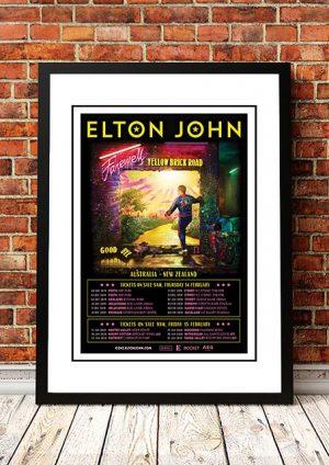 Elton John 'Final Australian Tour' 2019