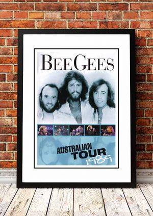 Bee Gees 'Australian Tour' 1989