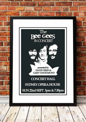 Bee Gees 'Opera House' Sydney, Australia 1974