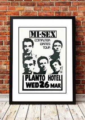 Mi-Sex 'Plantation Hotel' Coffs Harbour, Australia 1979