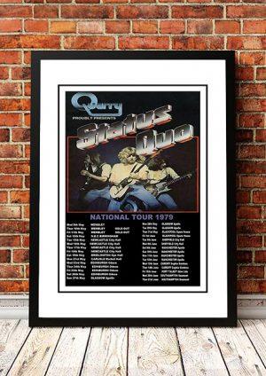 Status Quo 'UK Tour' 1979