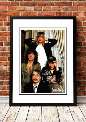 Cheap Trick 'Magazine Poster' 1979