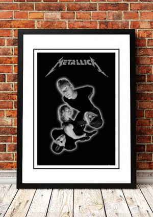 Metallica 'Promotional In Store Poster' 2005