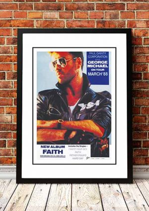 George Michael 'Australian Tour' 1988