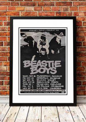 Beastie Boys 'Australian Tour' 1990