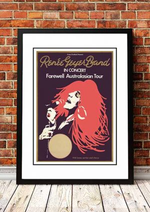 Renee Geyer 'Farewell Australasian Tour' 1976
