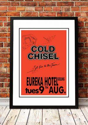Cold Chisel 'Eureka Hotel' Geelong, Australia 1979