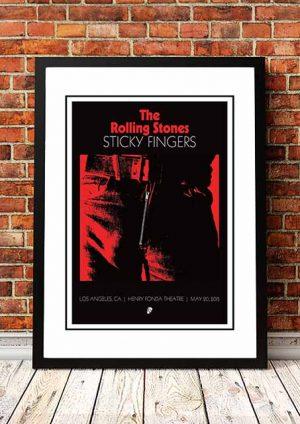The Rolling Stones 'Henry Fonda Theatre' LA, USA 2015