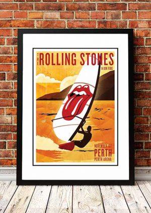 The Rolling Stones (Sailing) Perth, Australia 2014