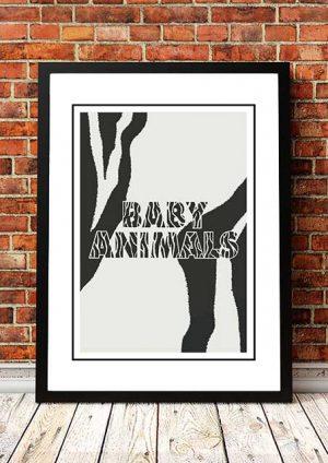 Baby Animals 'Australian Tour' 1989