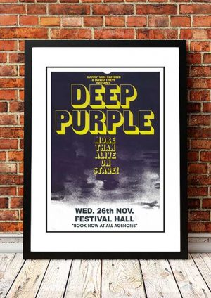 Deep Purple 'Festival Hall' Melbourne, Australia 1975
