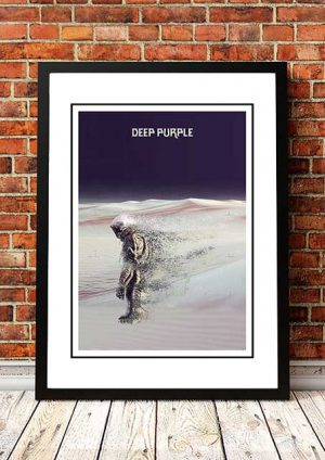 Deep Purple 'Whoosh!' In Store Poster 2020