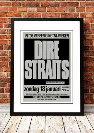 Dire Straits 'Nijmegen' Netherlands 1978