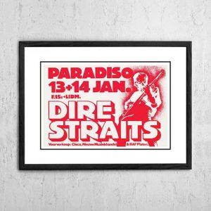 Dire Straits 'Paradiso' Amsterdam 1981
