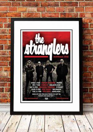 The Stranglers 'Australian Tour' 2020