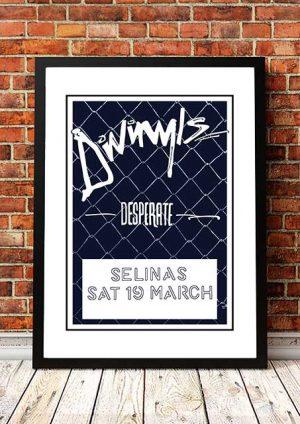 Divinyls 'Desperate' Selina's, Australia 1983