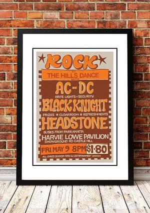 AC/DC 'The Hills Dance' Sydney, Australia 1974