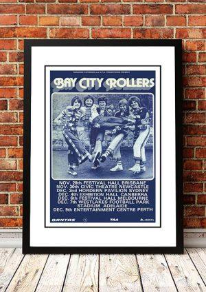 Bay City Rollers 'Australian Tour' 1976