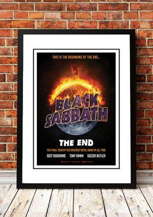 Black Sabbath 'The End' Final Tour 2017