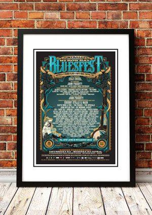 Cold Chisel / John Fogarty / Weddings Parties Anything 'Bluesfest' Byron Bay, Australia 2012