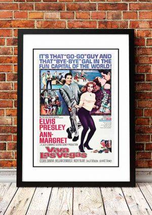 Elvis Presley 'Viva Las Vegas' 1964