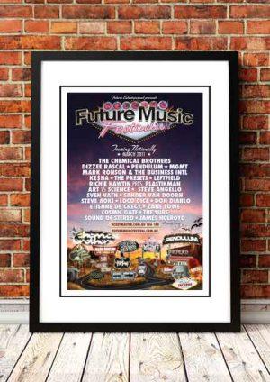 Future Music Festival Australia 2011