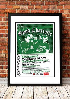 Good Charlotte 'Soundwave Festival' Perth, Australia 2004