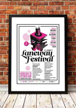 Laneway Music Festival Australia 2011
