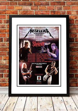 Metallica 'Worldwired' Australian Tour 2019