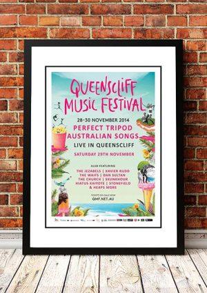 The Church / Jezabels / Xavier Rudd 'Queenscliffe Music Festival' Victoria, Australia 2014