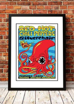 Red Hot Chili Peppers / Silverchair 'Corestates' Philadelphia, USA 1996