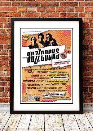 Buzzcocks 'Australian Tour' 2006