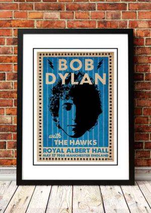 Bob Dylan 'Royal Albert Hall' Manchester, UK 1966