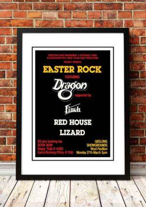 Easter Rock 'Music Festival' Geelong, Australia 1978
