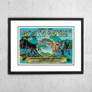 Rockcruise #1 Pacific Islands 1977
