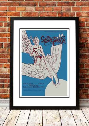 Aerosmith 'Freedom Hall' Louisville, USA 1977